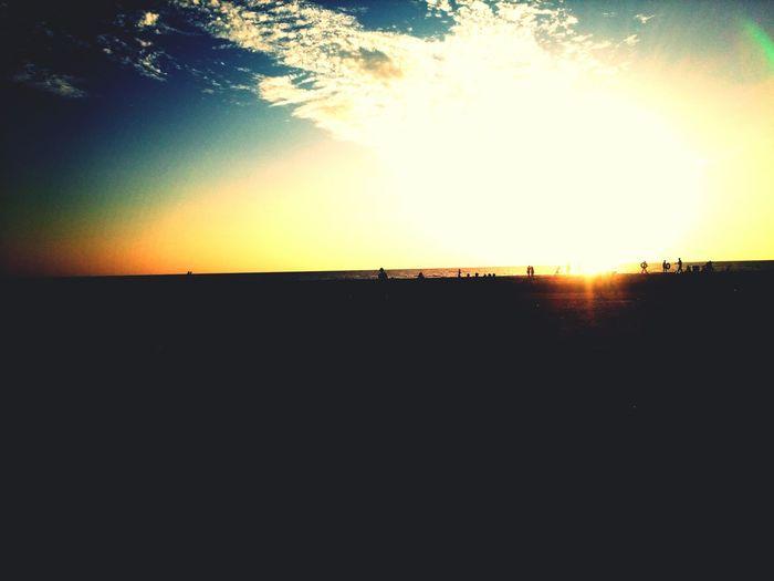 Sunset @myanmar @ngwesaung First Eyeem Photo
