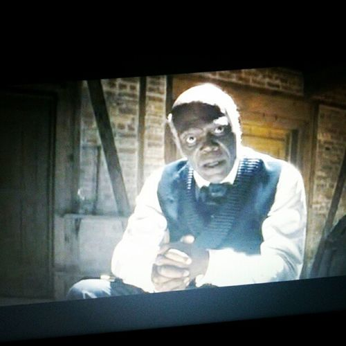 I have loved hating this guy. Nkt!! Xperiap Moviewithsupper Django Samuelljackson