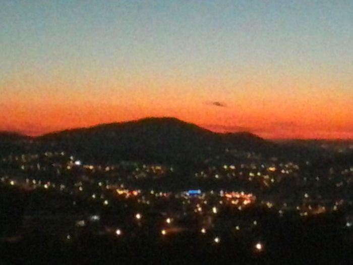 Braga Hanging Out Hello World A Minha Cidade Night Lights