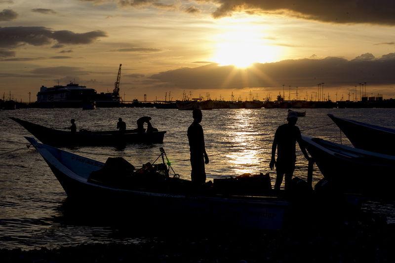 The Week On EyeEm Pescadores Peñero Margarita, Venezuela Trabajadores Del Mar Isla. Caribe Canon1ds Mark LV