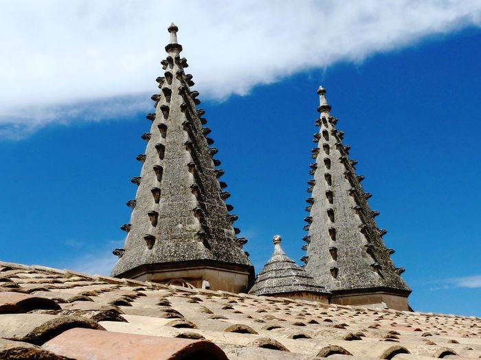 Avignon Avignon, France Pinnacles Day Sky Architecture Built Structure Palais Secret