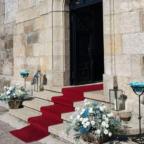 Wedding decoration by Alea Alefloristerias Déco Decoration Vigo SPAIN Galifornia águia Laguia Flores Flowers Fleurs Fiori Blumen Blue White Intotheblue  Celebration Wedding Boda Team Teamalea🔝🔝🔝😉