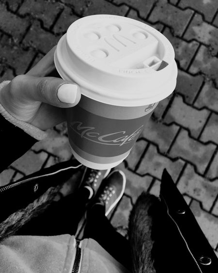 Coffee Cup First Eyeem Photo Coffee Coffee Time Go Home At Schoo Time Happy Love ♥ Love McCafe