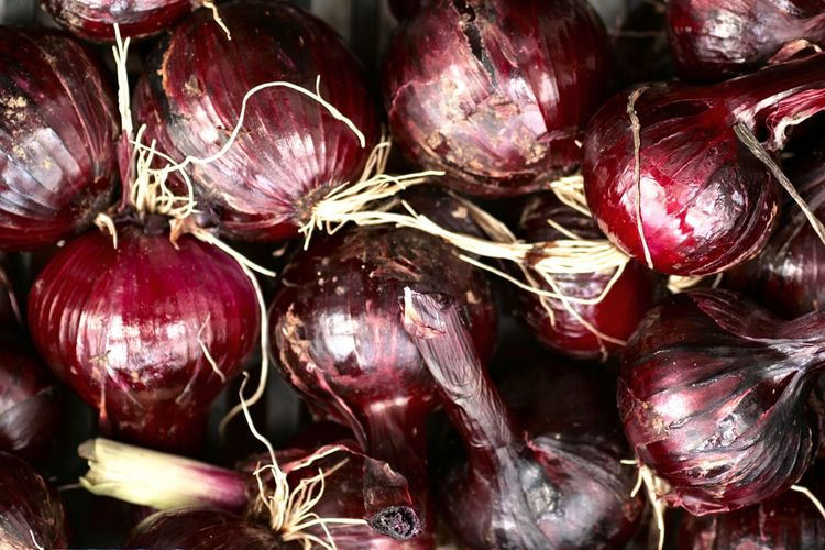 Food Freshness Healthy Eating Market Red Red Onions