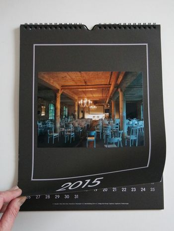 Made my first own calendar,with fave shots from this year. On cover a pic from the eyeem festival berlin.... New Year 2015 Getting Inspired Calendars 2015  Calendar Project