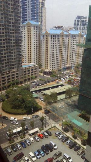 The Architect - 2016 EyeEm Awards BGC Taguig View From My Office Window