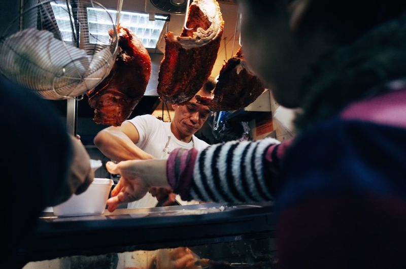 Roasted meats at Joy Hing, Wan Chai, Hong Kong. Hong Kong Streetphotography Travel