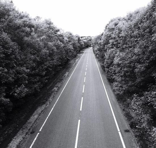 Road ahead Road