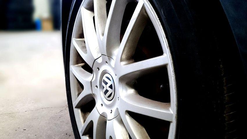 VW Mk5 GTI BBS