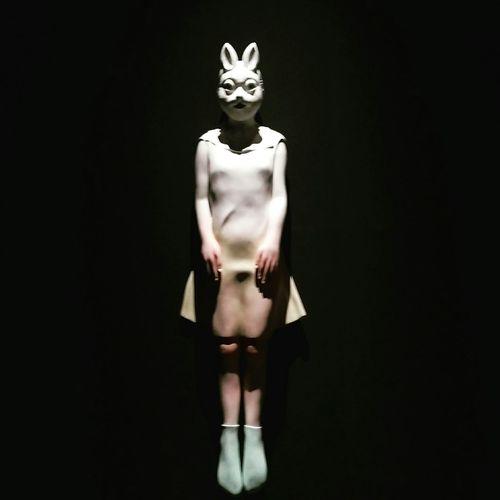 Aliceinwonderland Creepy Rabbit