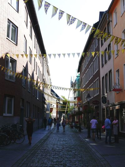 📸 City Street Outdoors Travel Photography Lumix Lx100 Germany Foreign Street Scene