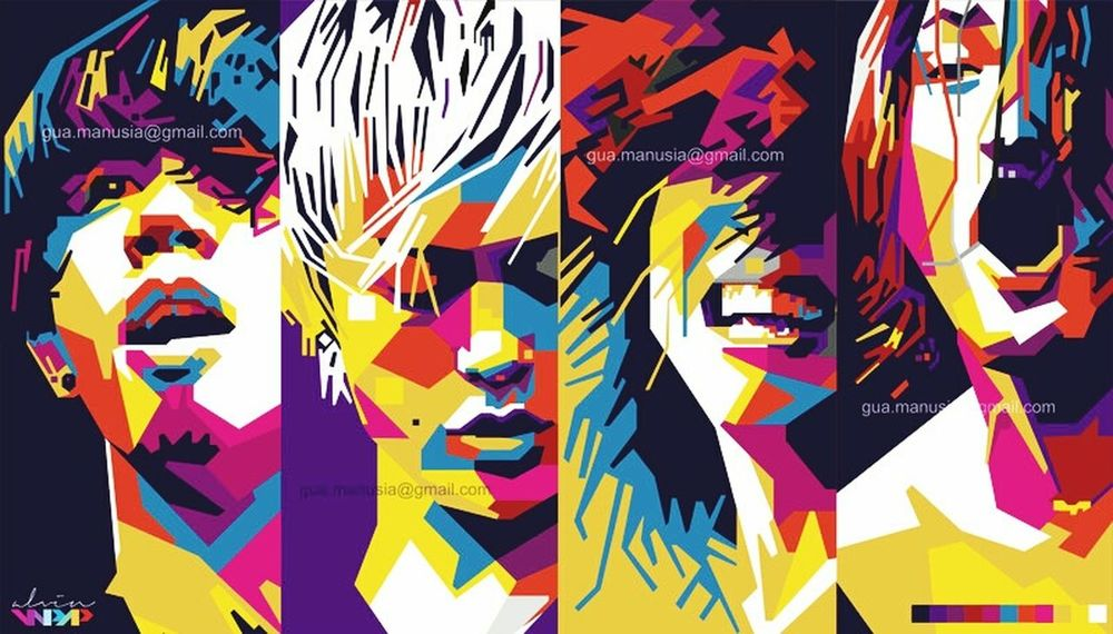 Life Colors ONE OK ROCK Rock Lifestyle Power