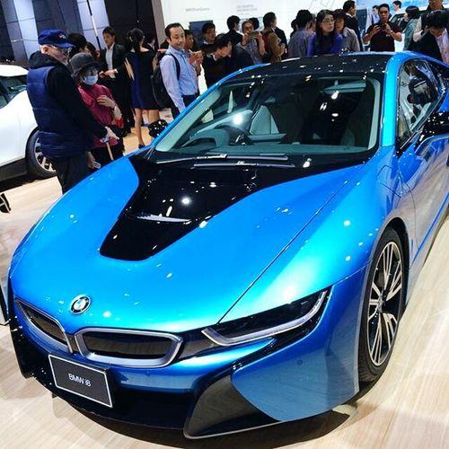 Hi! New Bmwi8 BMW I8