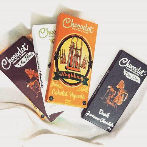 Coklat Garut, bukan cuma Belgia yang bisa bikin coklat enak. Nyunda Chocolate Chocodot Garut