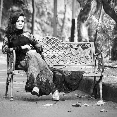 just another black&white Kofaba Model Bw Black &whitetwotoneinstalikekebayadresswardrobewomenbeautyindonesia