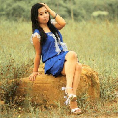 InstaAsia INDONESIA Instagram Instamarinda model girl blue picoftheday
