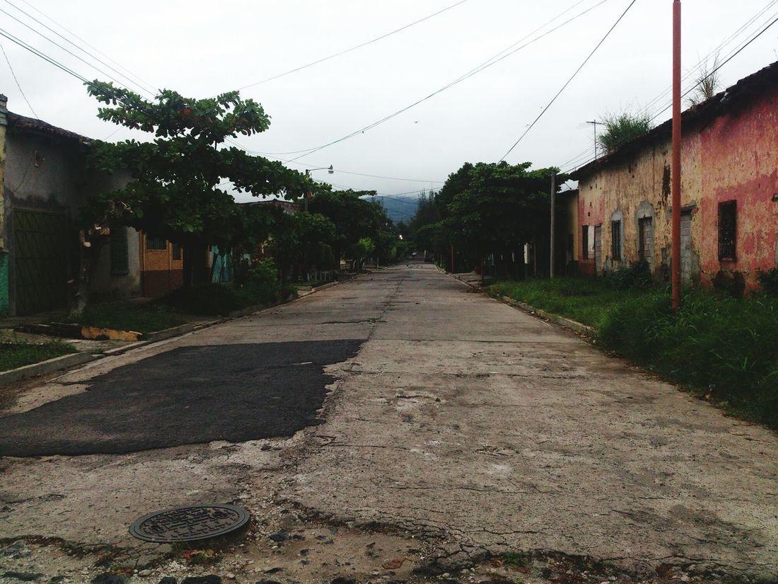 Barrio San Rafael, Santa Ana El Salvador Santa Ana Calle