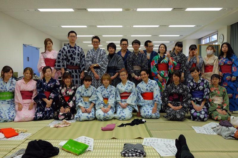 着付け 浴衣 Japan Japanese Culture Japanese Style