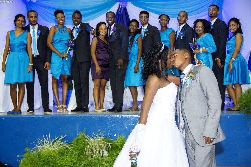 Chaguanas Wedding Photography Eye4photography  Love Love Her Smiling Trinidad And Tobago Groomsmen Bridesmaids Suits  Bride Still Life People Marriage  Nikon