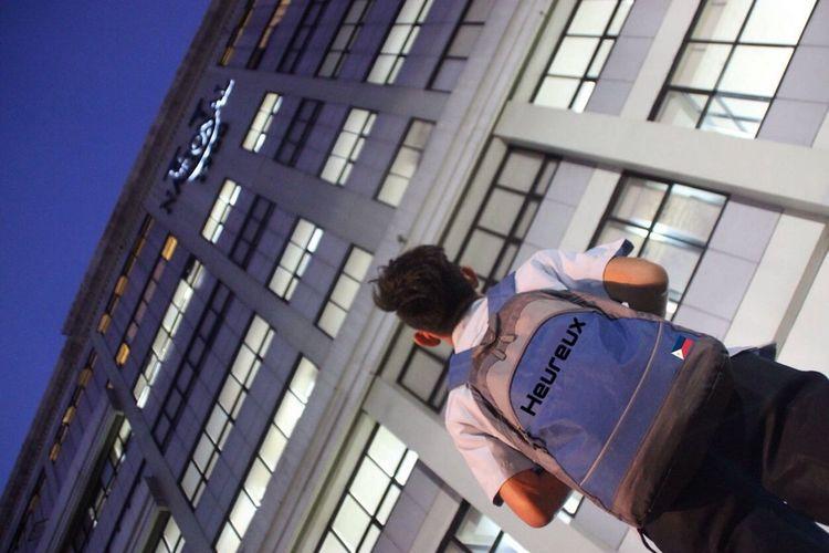 Enjoy 'the journey of life' with Heureux's backpack. Your travel buddy since 1900.. Mlsp FIN153 Nuartapp Photography Nofilter Aperture NationalUniversityPH Pt2 members: Austria, adrian. Cruz, angelica joy. Delacruz, grent. Hortiz, aldous. Meneses, chris miguel