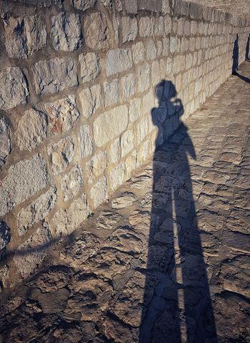 That's me 😊 ThatsMe EyeEm EyeEmNewHere EyeEm Gallery EyeEm Best Shots EyeEm Selects Shadow Standing Sunlight Focus On Shadow Long Shadow - Shadow Full Frame Backgrounds Detail Paved Stone Tile Textured  #FREIHEITBERLIN The Traveler - 2018 EyeEm Awards