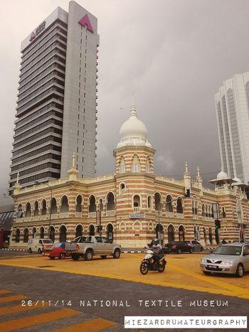 National Textile Museum. Visit Malaysia 2014