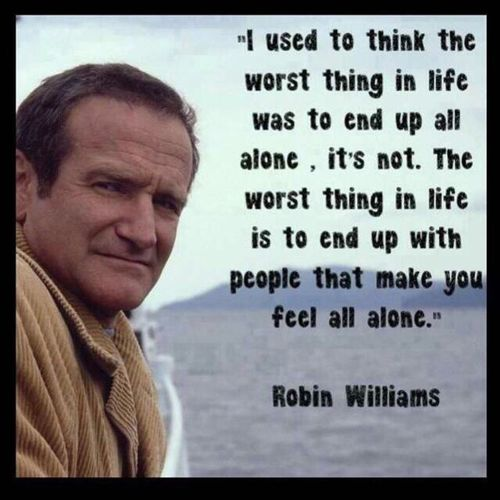 R.I.P. Robin Williams??? Life Is A Circle…