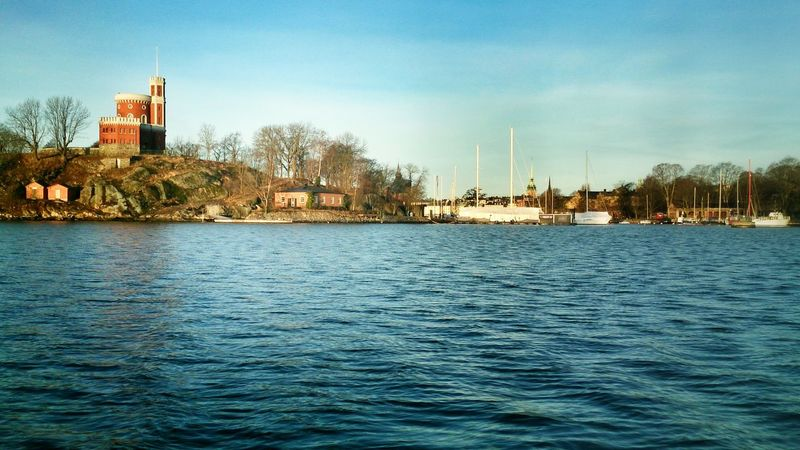 Another original view from my commute. Commuting Stockholm Archipelago MADE IN SWEDEN Eye Em Nature Lover