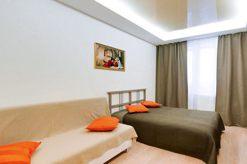Domestic Room Indoors  Furniture Pillow Home Interior No People Cushion Sofa Stuffed Home Showcase Interior Absence Bed Bedroom Architecture Picture Frame Lighting Equipment Frame Neat Home Tidy Room Modern Electric Lamp Luxury