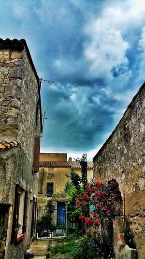 Home Sweet Home Orage Sky And Clouds Taking Photos Languedoc-Roussillon