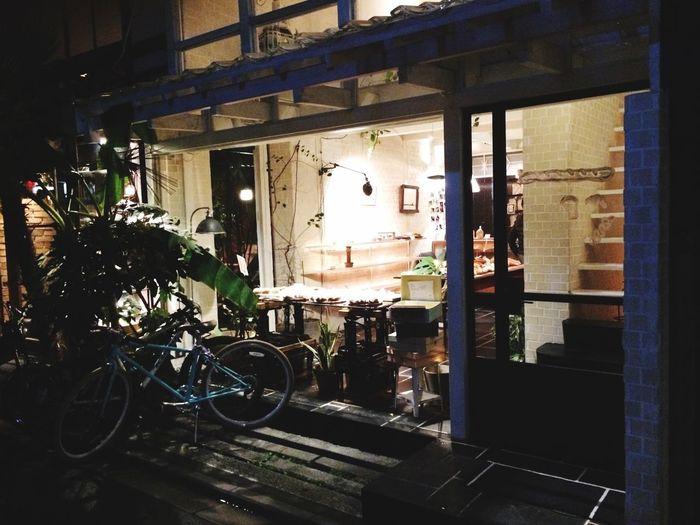 Bakery Nightlife Shop