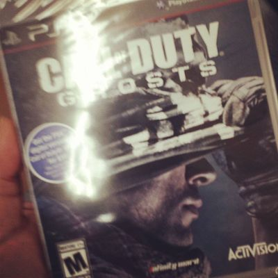 Shit just got Real CallOfDuty Ghost Gamer ps3 beast Timtarantino followme videogames