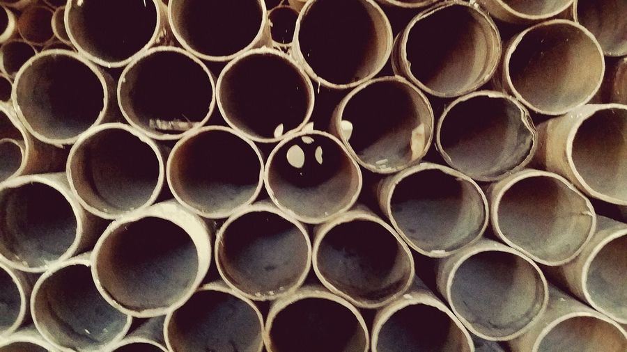 Oldfactory Findings Tubes Abandoned