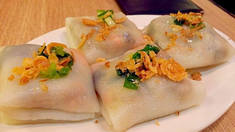 Vietnamese rice rolls In My Mouf Vietnamese Food Yummy Food Porn