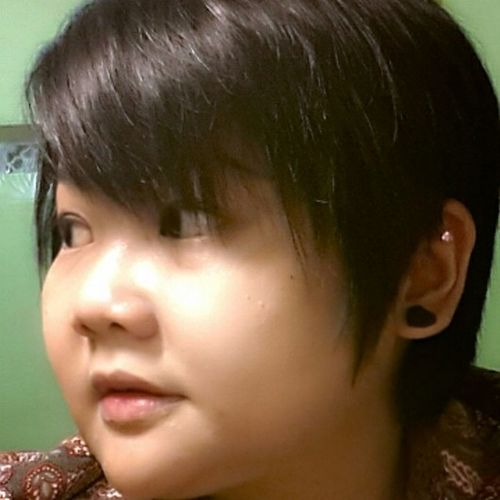 Asian  Chinese Me #tomboy #funky #gothic Tinasuppanad