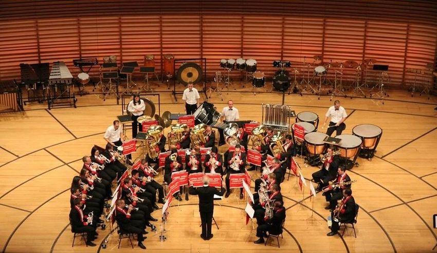 So nice! Music Live Music Brassband Brass Band Thirteen Stars Swiss Championship