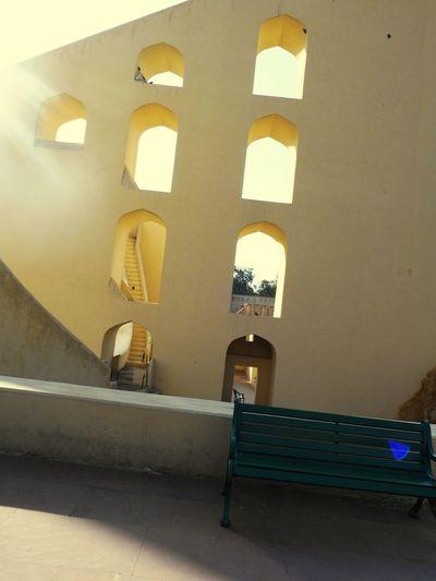 Astronomical building, Jantar Mantar