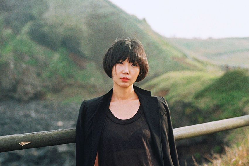 Mira Heo Self-portrait Film Work The Portraitist - 2016 EyeEm Awards