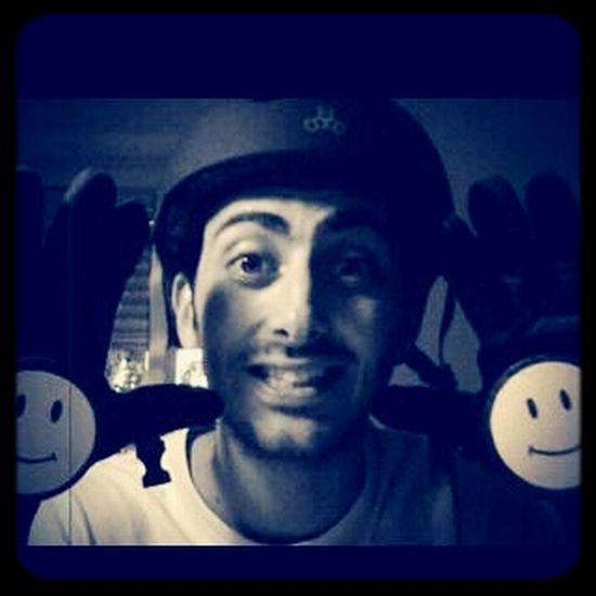 Smile in longboard!! :)