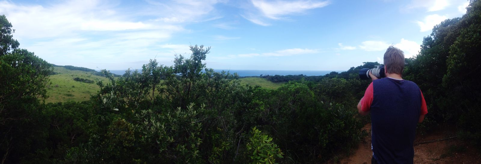 Taking Photos View Scenic Lookout St Lucia South Africa Kzn Keith No Filter Relaxing Holiday