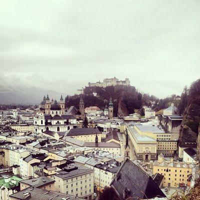 Salzburg Salisburgo Instavacation Fastunghohensalzburg hohensalzburg
