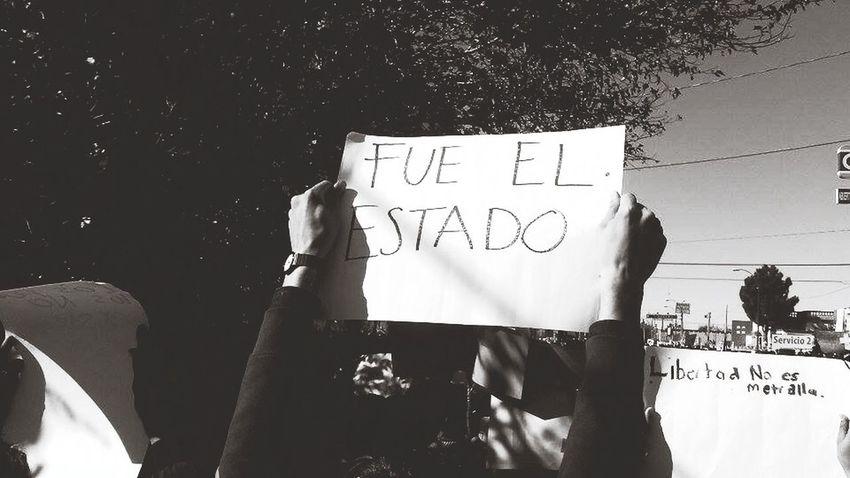 Fue el estado. Juarez YaMeCanse Marcha 20denoviembre