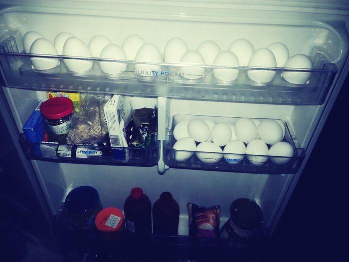 alot of eggs :p