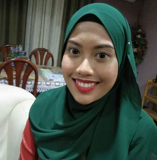 Malay Girl.