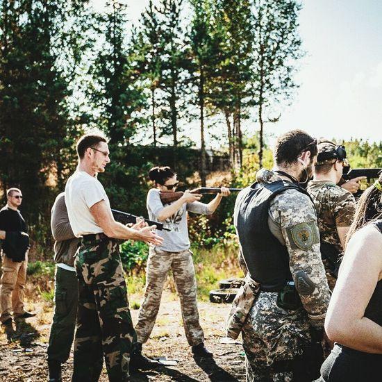 стрельбы стрельба оружие огневая подготовка патриотизм Russia россия Санкт-Петербург Russian Girl Shooting Guns