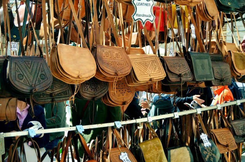 Retail  Hanging Store Market Market Stall Business City Outdoors Abundance For Sale Large Group Of Objects Consumerism Day Handmade Business Finance And Industry No People EyeEmNewHere Rastromadrid Rastro Let's Go. Together. Crafted Beauty