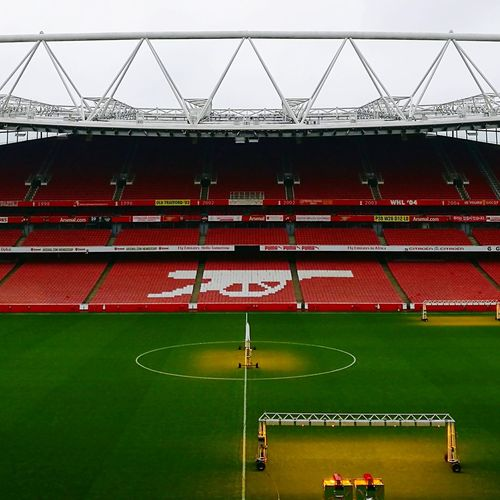 First Eyeem Photo Emirates Stadium Arsenal Gunners Arsenalfc