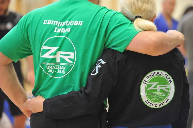Bluebelt Bjjfighter Bjjgirl Competition Zr Team Bjj Lifestyle Bjj Sports Uniform Sport Togetherness Standing Match - Sport 50 Ways Of Seeing: Gratitude Human Connection