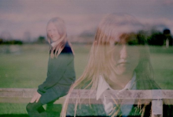 Double Exposure Film 35mm Film Girlhood Childhood School Life