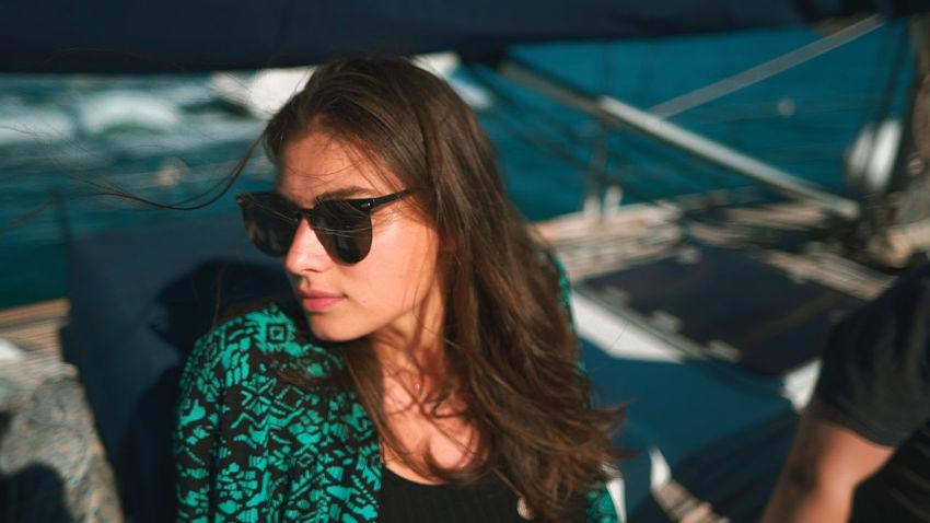 Boat Boattrip Dany Wild Danywild Enjoying Life Fashion Fashion Photography Fashion&love&beauty Kontor Model Mood Moody Musicvideo Nature Ocean Ocean View Poseidon Sailing Screenshot Spa